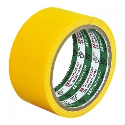 [금성케이엔티] 면테이프 (노랑색) 398196
