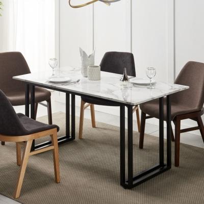 1500 폭600 대리석 식탁 4인용 테이블