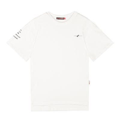 [라지크] RAZK X FLATFITTY - P.P T-SHIRT (WHITE)