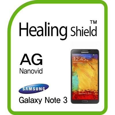 [힐링쉴드] 갤럭시노트3 SM-N900 AG Nanovid 지문방지 액정보호필름 2매(HS140158)
