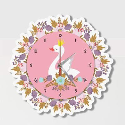 nz159-인테리어벽시계_백조의호수