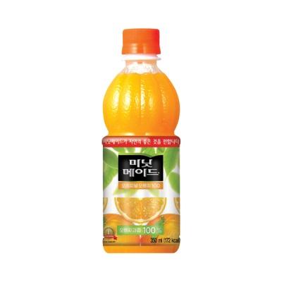 [공식] 미닛메이드 오렌지 350mlX24개