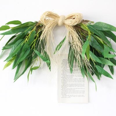 레몬잎 유카리 가란드