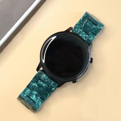갤럭시워치3 2 액티브 기어 투명 스트랩 밴드 시계줄