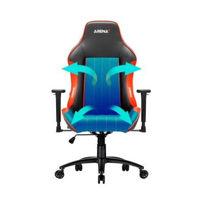 NEW ARENA-X ZERO AIR RED Chair 게이밍 컴퓨터 의자