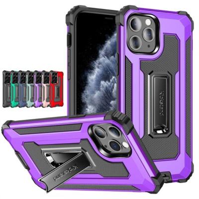 아이폰12 MINI 마그네틱 스탠드 실리콘 하드 폰케이스