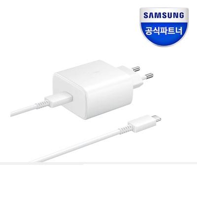 삼성전자 45W 고속 여행용충전기 아답터  EP-TA845