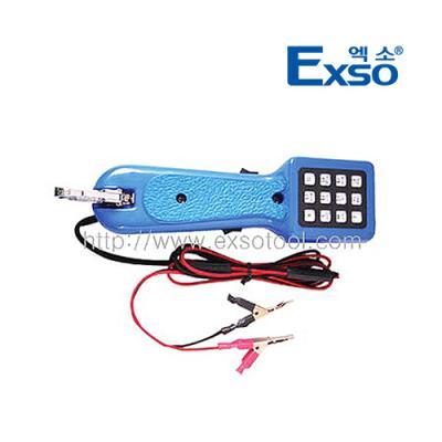 엑소 통신 선로 테스터 EX-5000