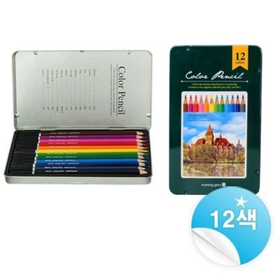 5000 유성색연필 (12색)
