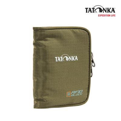 타톤카 Zip Money Box RFID B (olive)