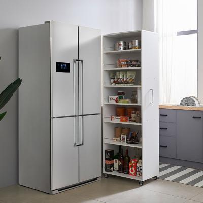 이홈데코 에코 320 냉장고 틈새장