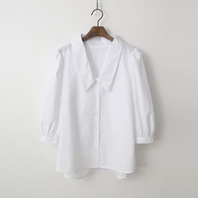 Collar Puff Shirts