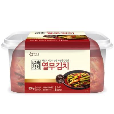 [아워홈] 이남김치 열무김치(800g)