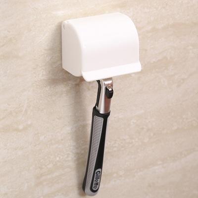 접착식 튼튼한 면도기 걸이 면도기 홀더 욕실걸이