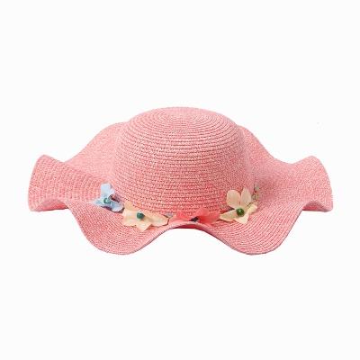 핑크 플로렌스 비치모자(여성용)