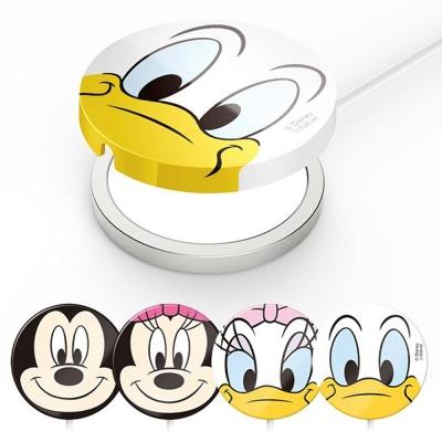 아이폰 Magsafe 충전기 디즈니 빅페이스 하드 케이스