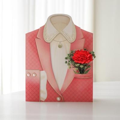 꽃중년카드 & 비누카네이션세트 / 088-SG-0001