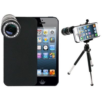 클로즈업 망원렌즈 (아이폰 5용)