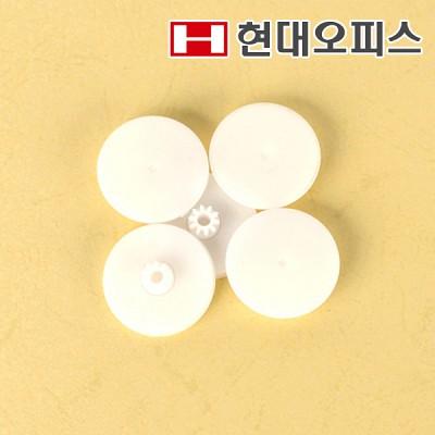 천공기 소모품 디스크(HD-370용-3공펀치) 1개