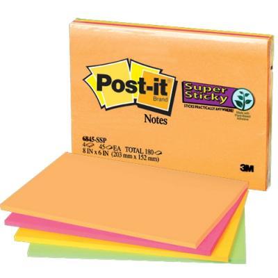 포스트잇 미팅노트6845-SSP 146592