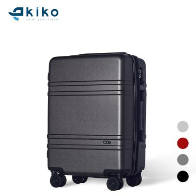 키코 하드 20인치 기내용 ABS 이플 vol3 캐리어