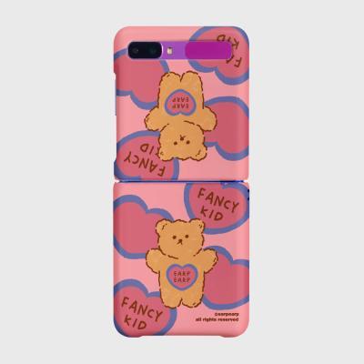 Fancy kid-pink(Z플립-하드)