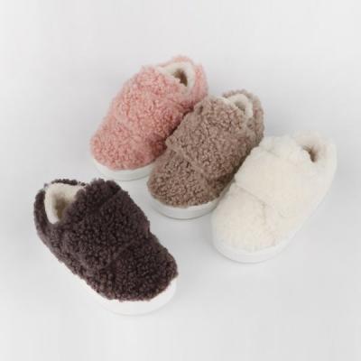 유아겨울신발 구루미 퍼방한슈즈