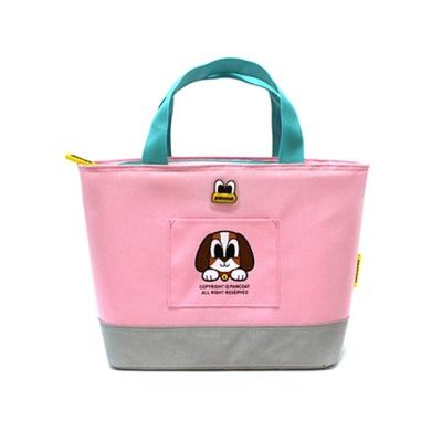 팬콧 팝비글 보냉가방 핑크