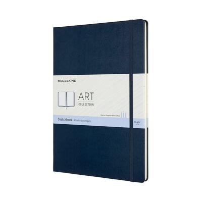몰스킨 아트컬렉션-스케치북/사파이어블루 하드A4