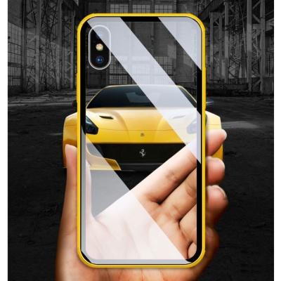 아이폰11 11프로 11프로맥스/컬러 투명 하드 폰케이스