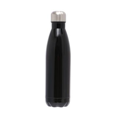 스텔라 유광 진공 보온병(500ml) (블랙)/ 스텐보틀