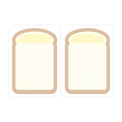 A5 식빵 노트 (2종)