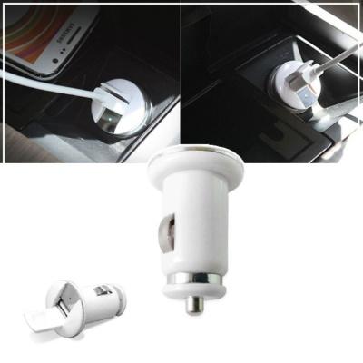 (차량용 휴대폰 충전기) 대용량 충전기 USB 충전포트