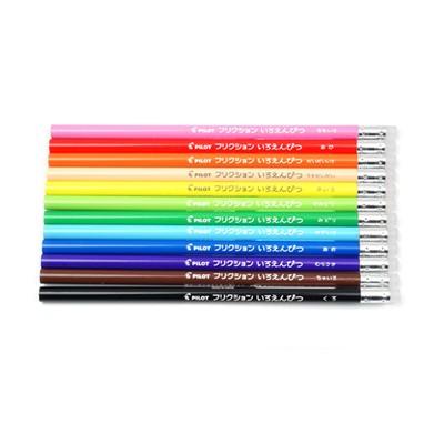 파일롯 프릭션 지워지는색연필(낱개판매)