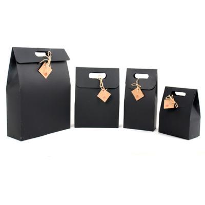 스카프 포장 상자-하드종이 중형 box06