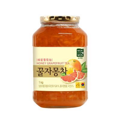 [녹차원]꿀자몽차 1KG