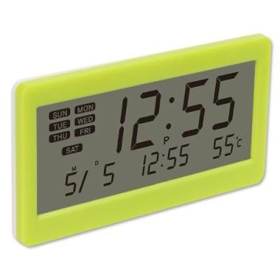 [BEAT] 달력 온도계 알람 BIG LCD 시계 iClock Mini