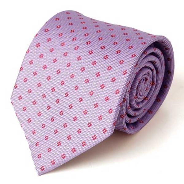 Hombre pink FLOR dot 수동 넥타이 CH1623677