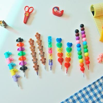 줄줄이 색연필(9type)