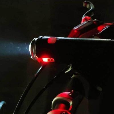 고휘도 자전거전조등 USB충전식 LED전등