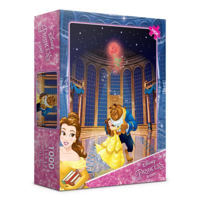 디즈니 미녀와 야수 직소퍼즐(1000피스/D1009)