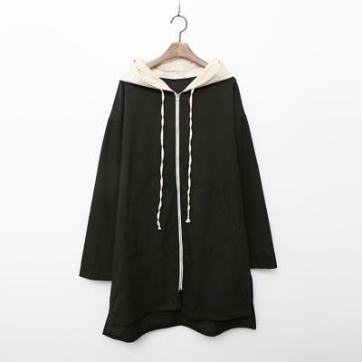 Cotton Hood Pocket Jumper
