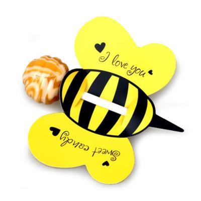 꿀벌 막대사탕 페이퍼 (10개)