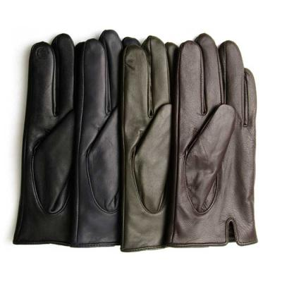 WINTER 남녀 심플 leather GLOVES 4color CH1669988