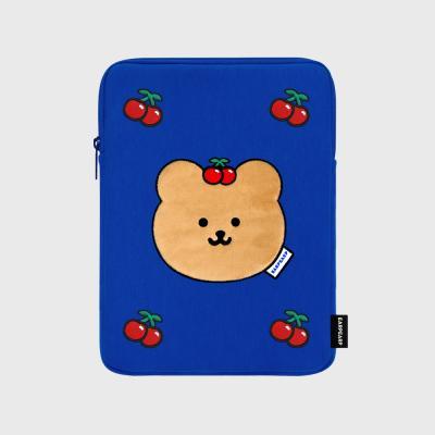 Cherry covy-blue(아이패드 파우치)
