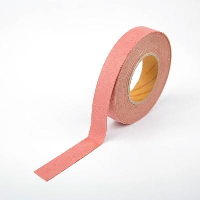 [홀리코] 10color 스웨이드 접착 테이프 - 인디핑크