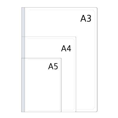 쫄대화일 둥근쫄대화일 A5 A4 A3 (택1)