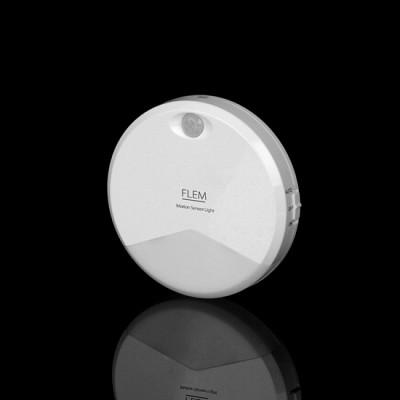 플램 센라이트 Full Moon 동작감지 무선 LED센서등(FSL-101)