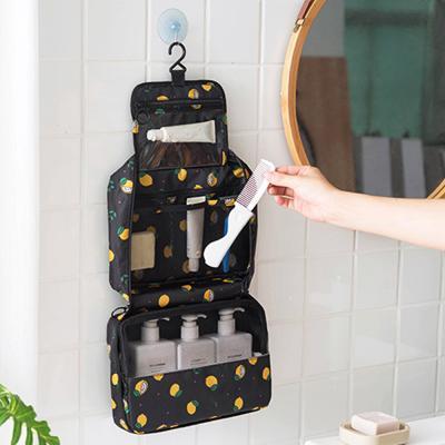 여행용 트래블 세면 워시 수납 백 가방 파우치 (대)