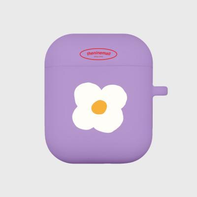 에그플라워 에어팟 케이스[purple]